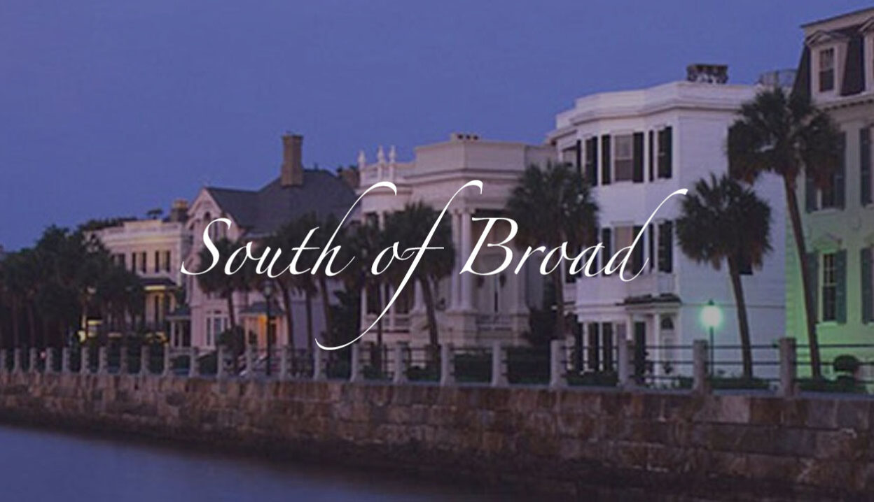 Houses along the Battery, South of Broad Charleston, SC