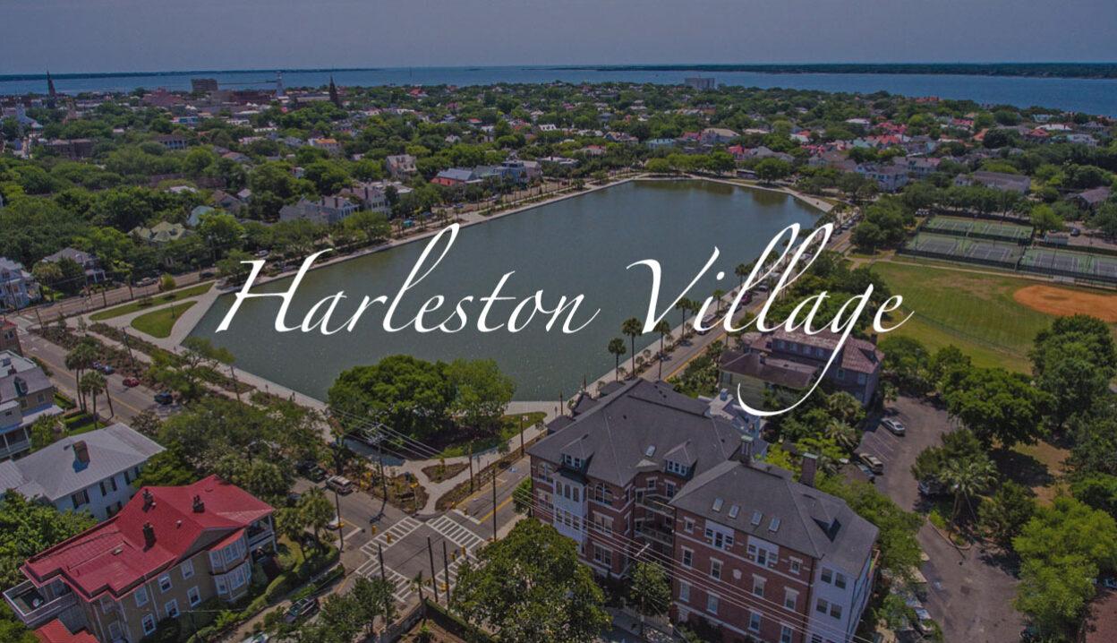Colonial Lake, Harleston Village, Downtown Charleston, SC