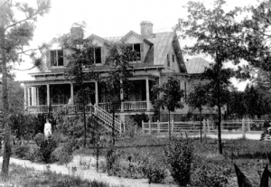 Linwood Inn & Hastie House in downtown Summerville, SC
