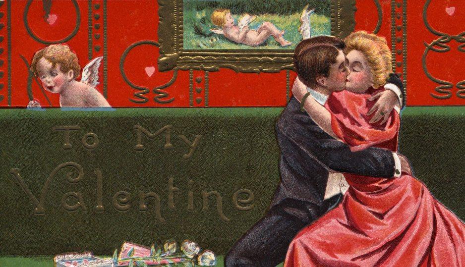 Charleston Valentine's Day card