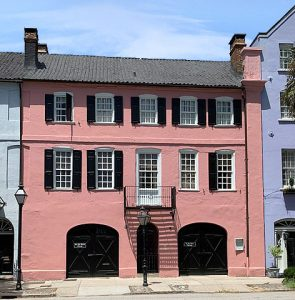 99-101 East Bay Street Row Houses