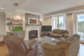 3010 Old Bridgeview Lane, The Bristol living area