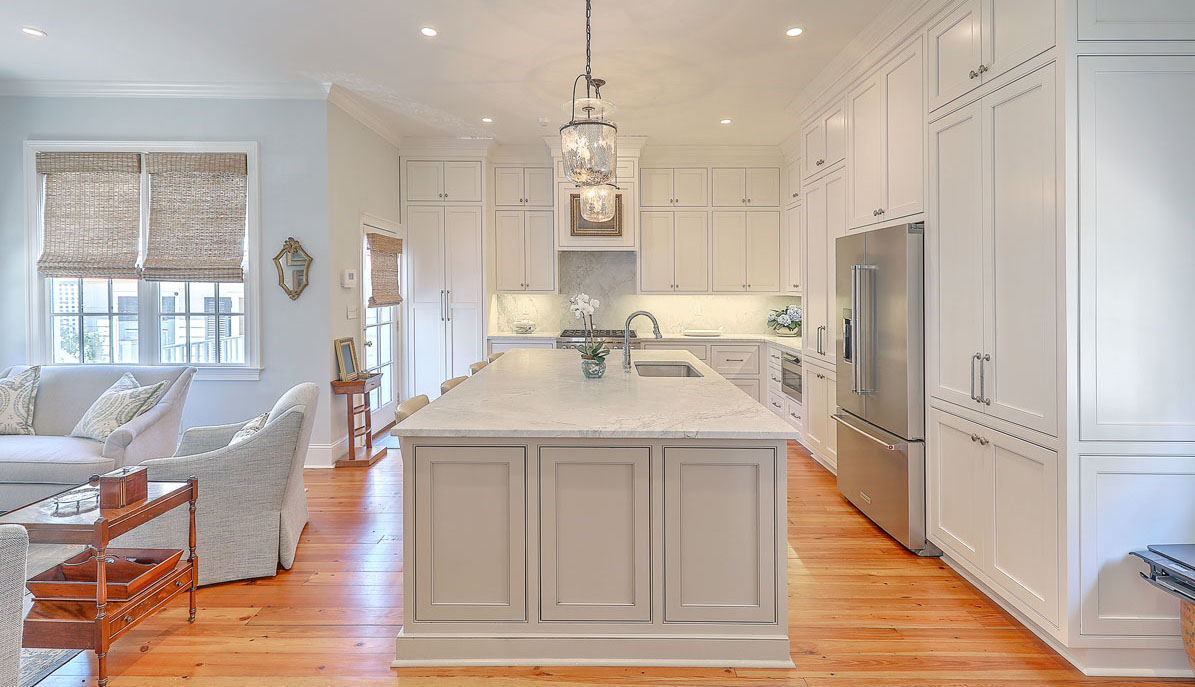 102 Queen Street kitchen