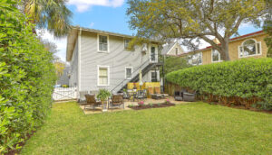 169A Tradd Street back yard