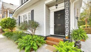 169A Tradd Street front door