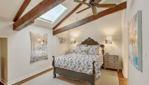 67 Legare Street 403, Crafts House bedroom