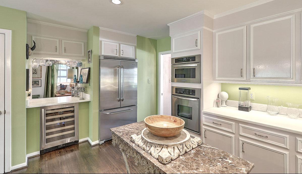 307 Confederate Circle kitchen