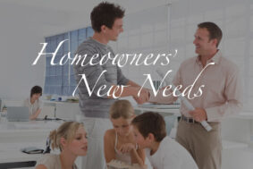 DHM Blog - New Needs for Charleston Homeowners