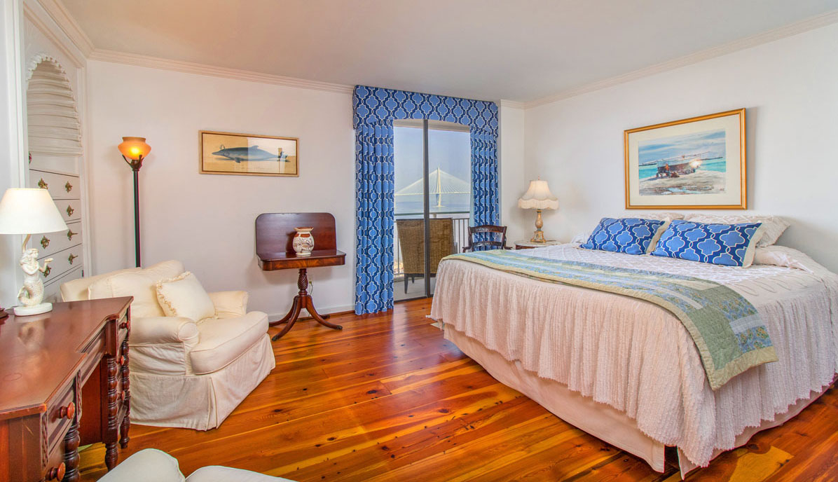 330 Concord Street 10FG, Dockside master bedroom